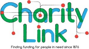Logo of Charity Link, helping local vulnerable people