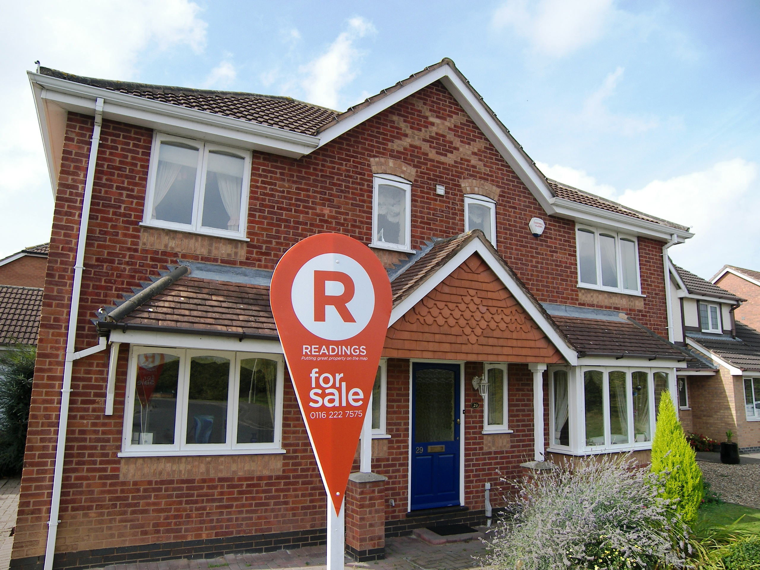 Selling a house in Leicester