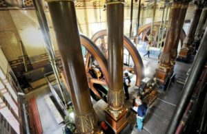 Haunted Leicester - Abbey Pumping Station