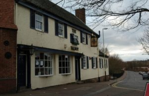 Haunted Leicester Houses - Talbot Public House