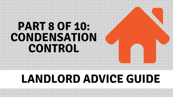 Condensation control banner