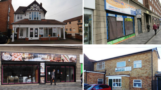 Leicester commercial property examples by Readings