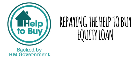 REPAYING THE HELP TO BUY EQUITY LOAN BANNER