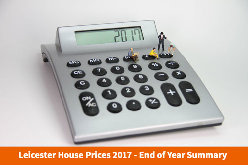 Leicester House Prices