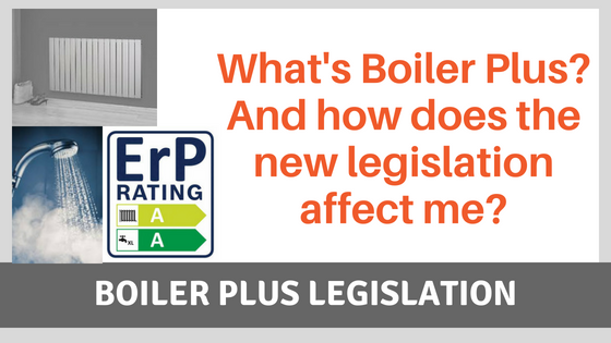 Boiler Plus legislation blog banner