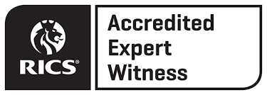 RICS accredited expert witness logo